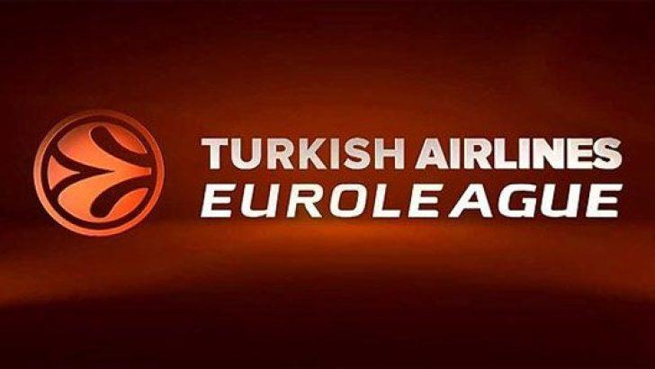 THY Euroleague'de zorlu 11.Hafta