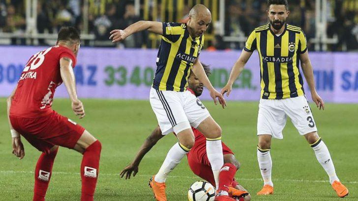 Antalyaspor-Fenerbahçe