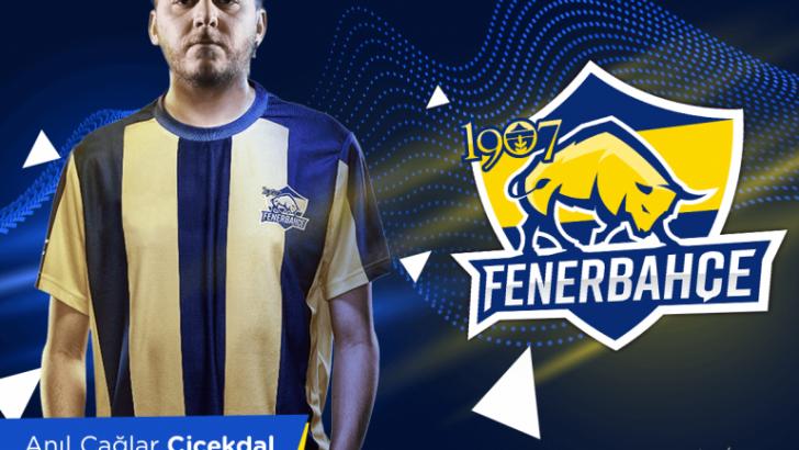Fenerbahçe'nin İlk mobil espor transferi