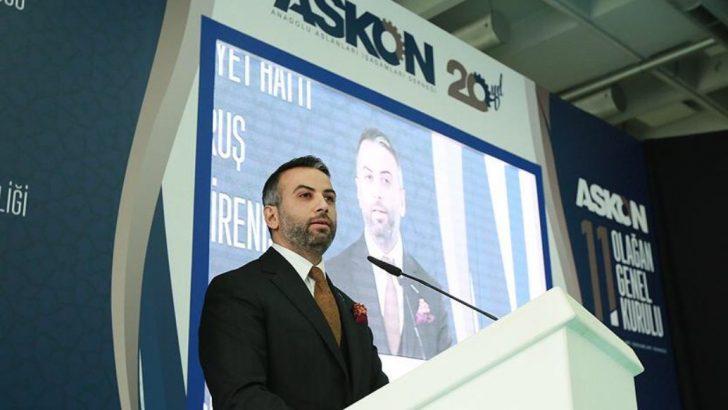 ASKON genel Başkanı Orhan Aydın oldu