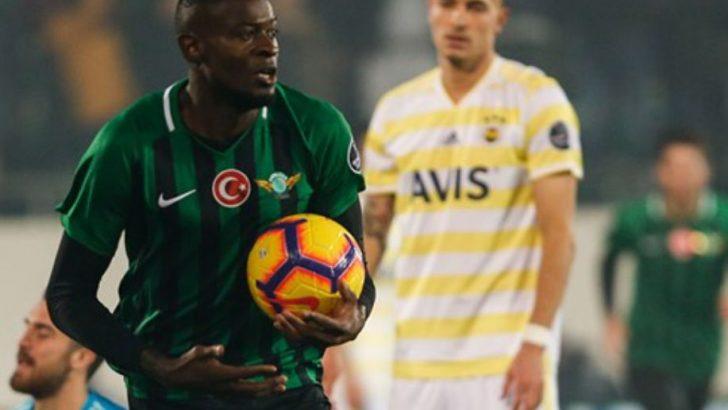 Fenerbahçe Kabusu yaşamaya devam ediyor