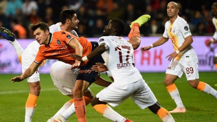 M.Başakşehir 1-1 Galatasaray
