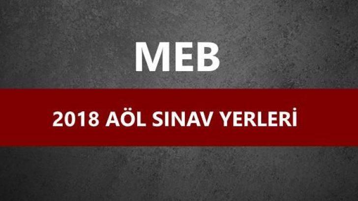 AÖL sınav giriş yerleri 2018 açıklandı! 8-9 Aralık MEB Açık lise AÖL sınav giriş belgesi nasıl alınır?