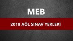 AÖL Sınav giriş yerleri açıklandı mı? MEB sınav takvimi.