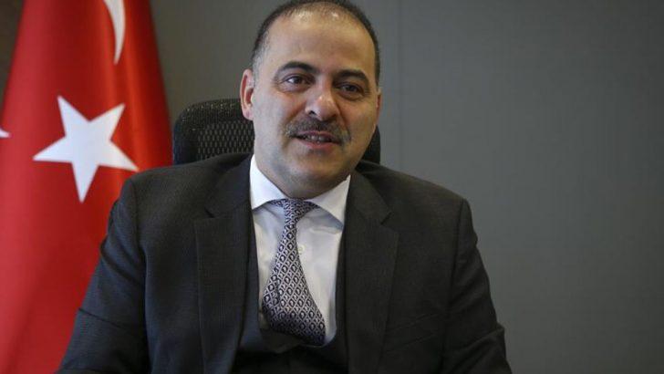 Türk Telekom'un yeni Başkanı Fatih Sayan oldu