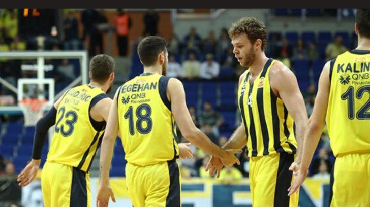 THY Eurolig: Panathinaikos-Fenerbahçe