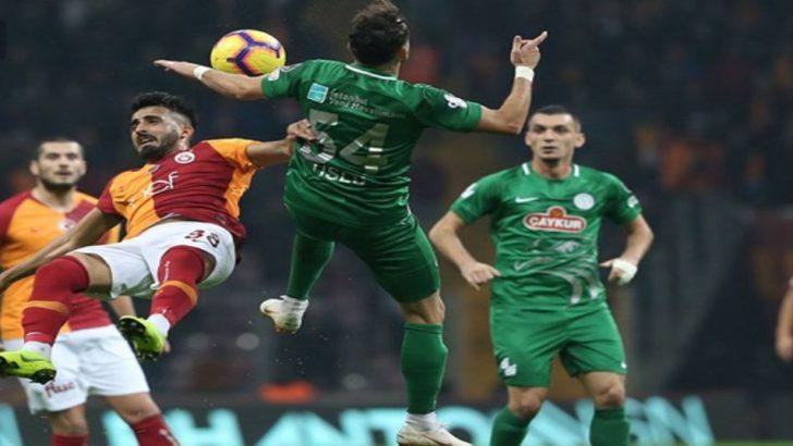 Galatasaray tat vermiyor