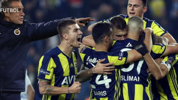 Fenerbahçe – B.B Erzurumspor