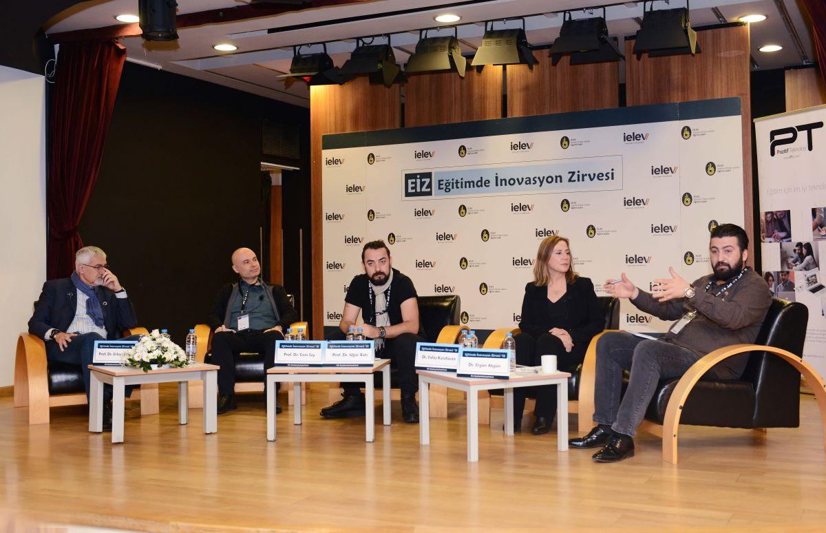 Eğitimde İnovasyon Zirvesi-EİZ'18 yoğun katılımla gerçekleşti