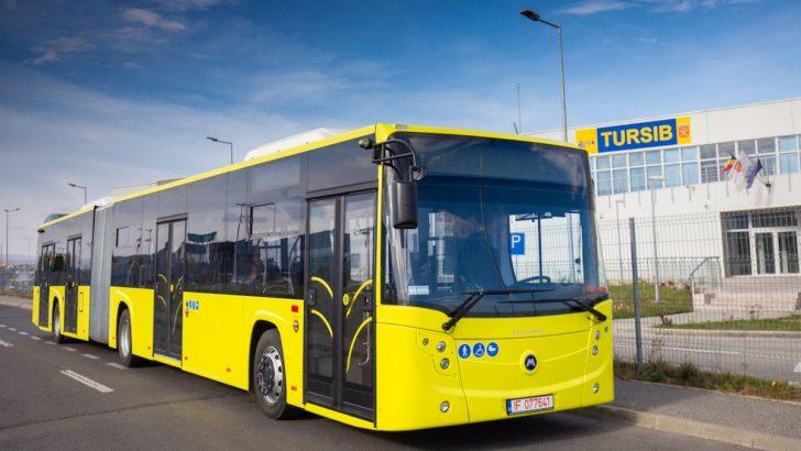 Karsan, Romanya'ya 17 Adet  Menarinibus Citymood Teslim Etti!