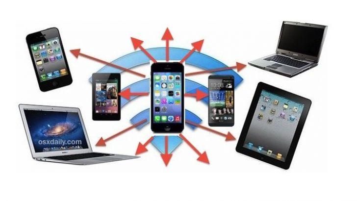 Kötü haber, Mobil cihazlardan İnternet paylaşımı ücretli oluyor!