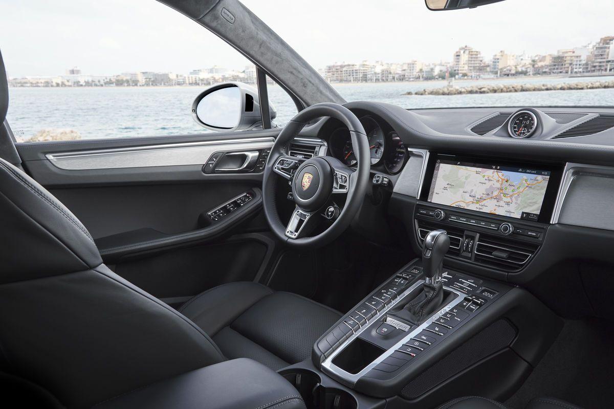 Porsche Yeni Macan S