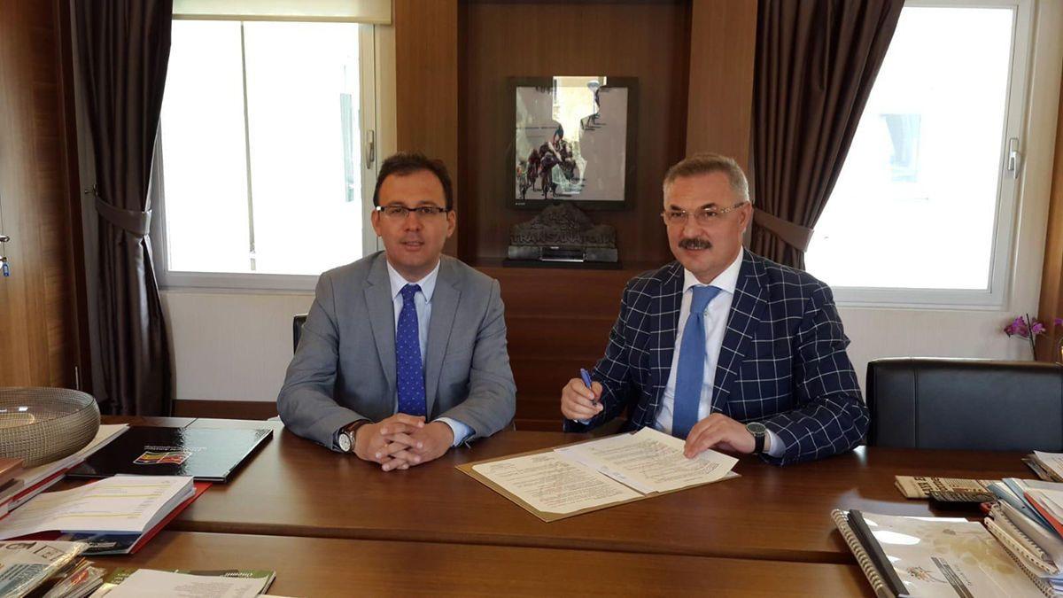 Türkiye Halter Federasyonu Başkanı Tamer Taşpınar ile Özel Röportaj