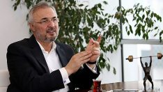 Beton Zeminli Salonlardan Türkiye Halter Federasyonu Başkanlığına