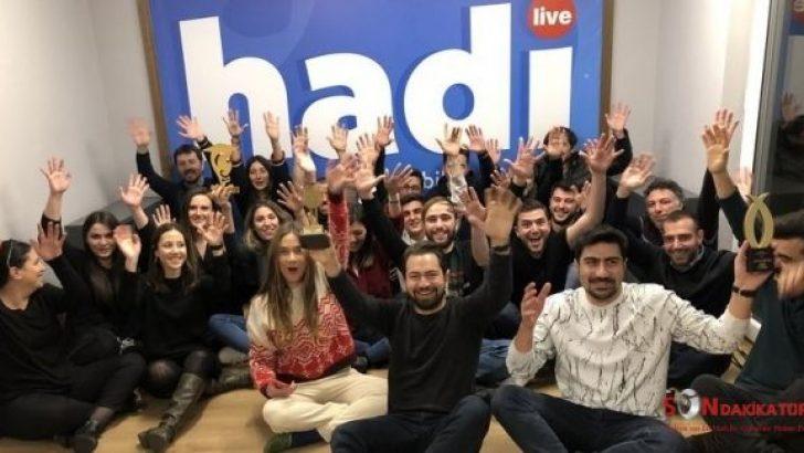 Hadi'den Turkcell'in katkılarıyla rekor ödüllü yarışma