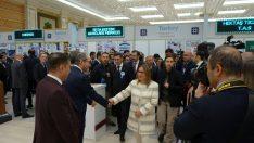 Türkmenistan'daki 9. Türk İhraç Ürünleri Fuarı Tamamlandı