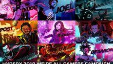 HyperX'in yüzleri NBA yayınlarına renk katacak