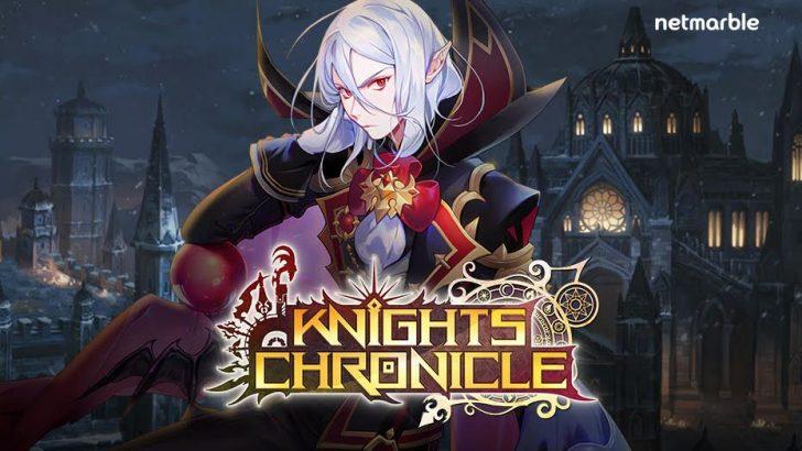 Knights Chronicle'a yeni kahraman Momo ve Vlady için yeni görevler eklendi