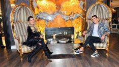 Kerimcan Durmaz ve Selin Ciğerci E&G mobilya