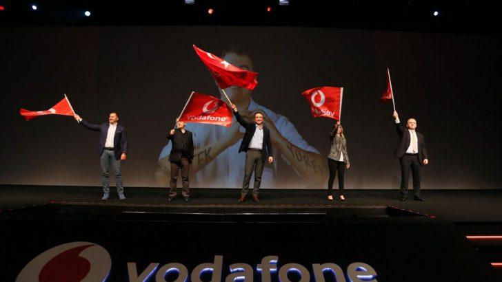 """Vodafone'dan """"TEK NEFES TEK YÜREK"""""""