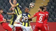 Fenerbahçe'ye Çare Bulunamıyor
