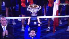 2019 Avustralya Açık'ta Şampiyon Djokoviç