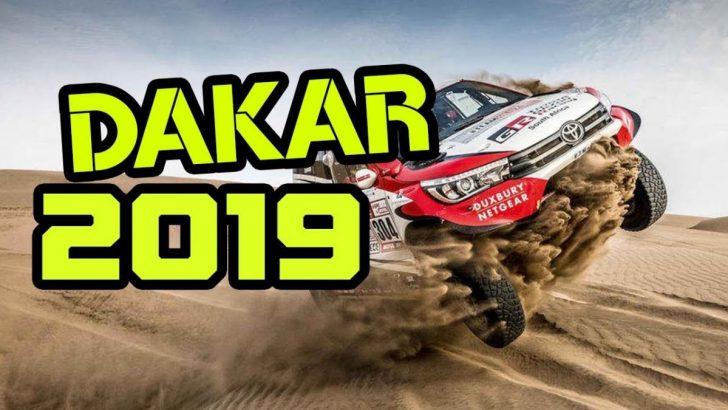 Paris Dakar Rallisi başladı