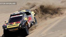 Dakar 2019'da 8.Etabı Loeb Kazandı