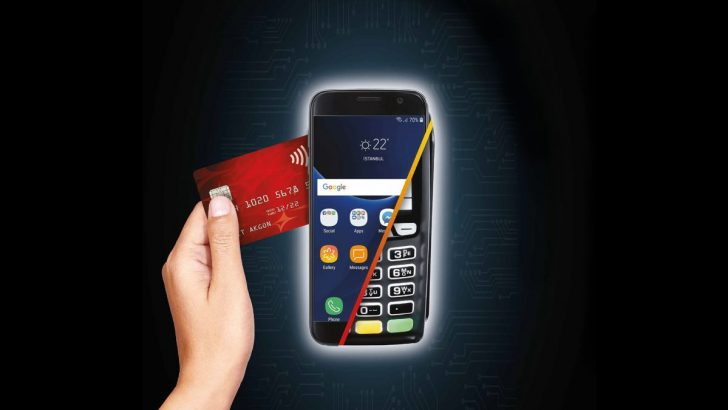 Akıllı Telefonlar POS Cihazına Dönüşüyor