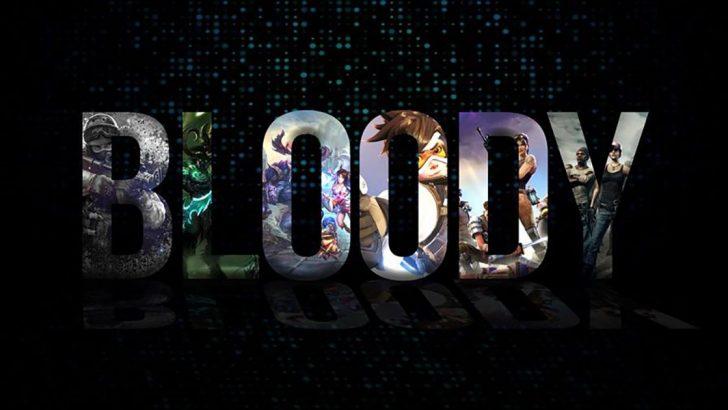Bloody'den RGB ile 2019'a heyecanlı geçiş!
