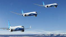 Boeing Uçak Teslimatında Yeni Bir Rekor Kırdı