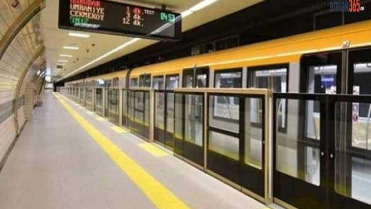 Çekmeköy Metro'sunda Arıza