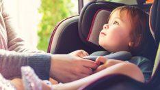 Çocuk Oto Koltuğu Kullanımı Ölüm Oranını Azaltıyor