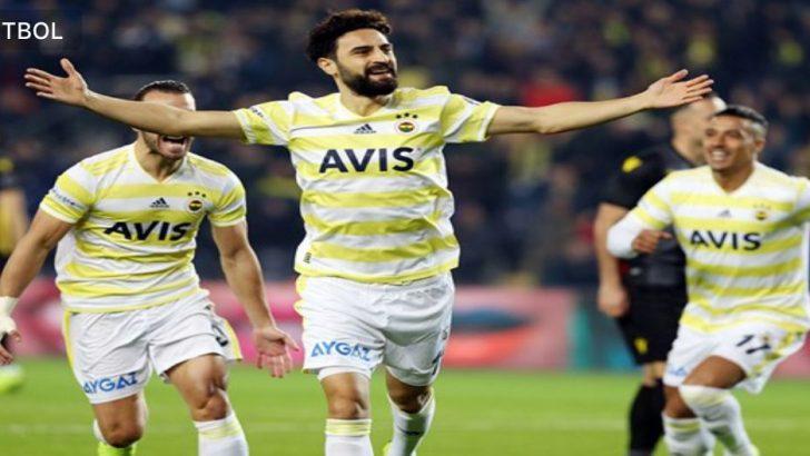 Fenerbahçe Nihayet Kazandı