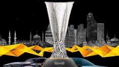 UEFA Kupası Türkiye'ye Geliyor!