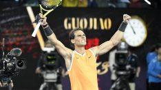 Avustralya Açıkta Nadal 5. Kez Finalde
