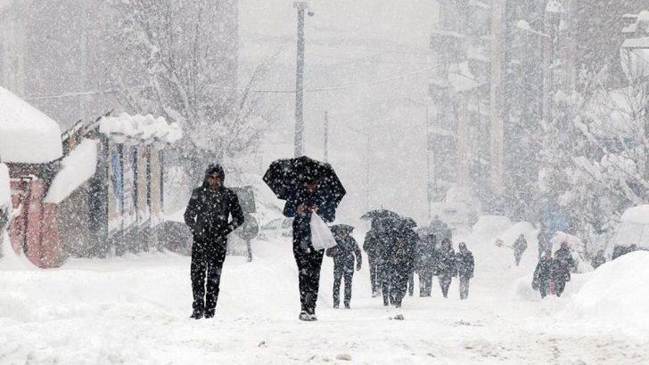 Kar ve Yağmurlu Hava etkili olacak