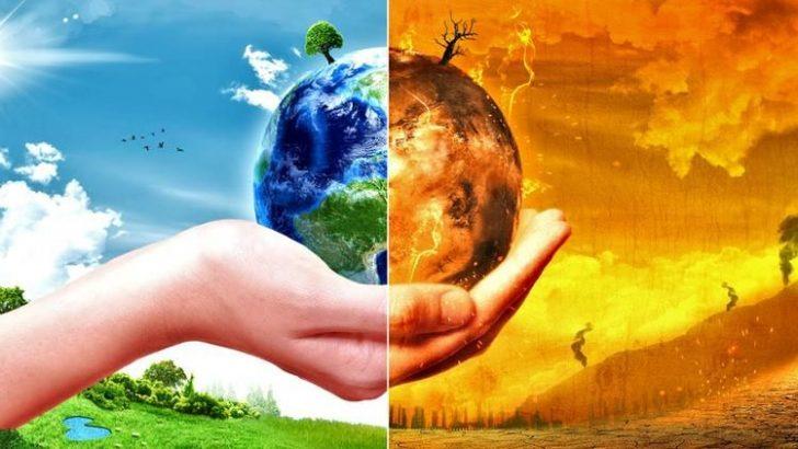 Küresel Isınma ve İklim Değişikliği Farkındalık