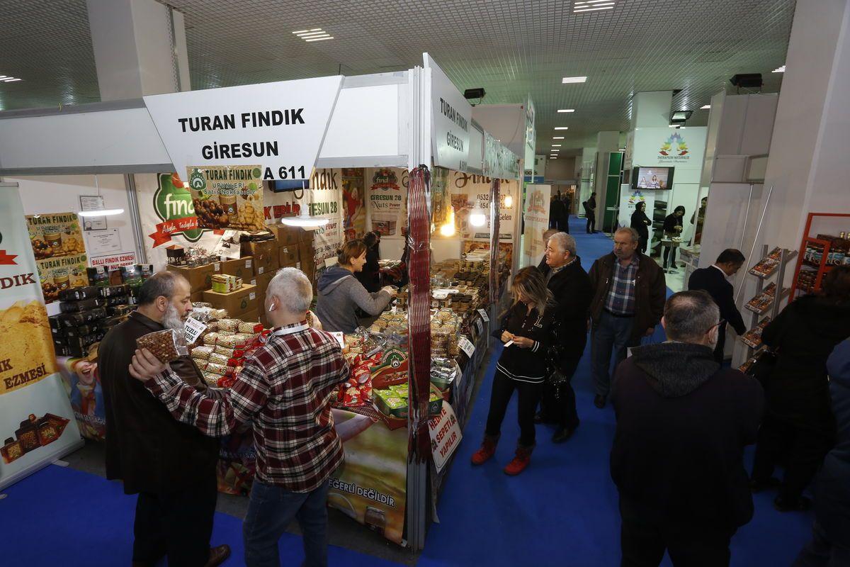 Organik Ürünler Fuarı Exponatura Kapılarını Ziyaretçilerine Açtı!