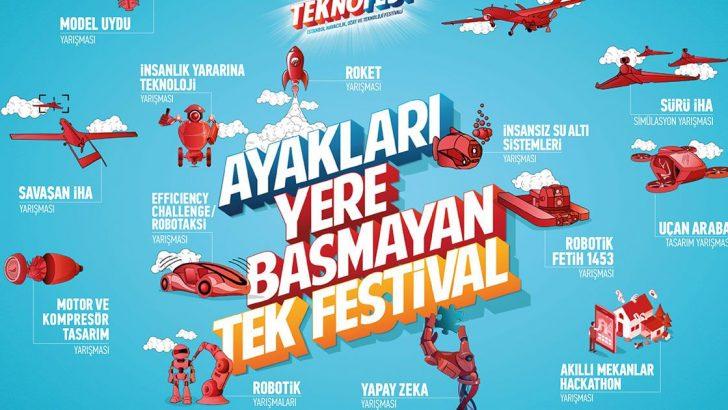 Teknofest 2019 Başvuruları Başladı