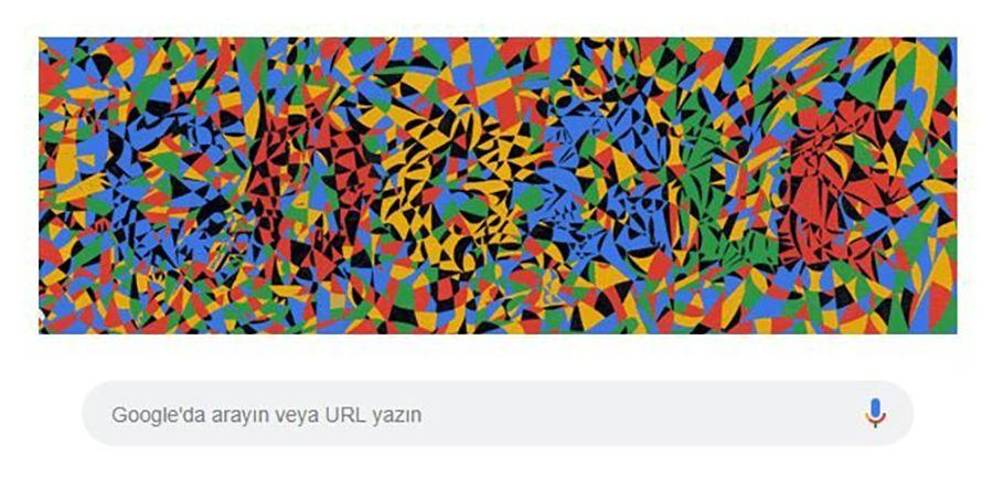 Google'ın bugün özel doodle yaptığı Türk ressam Fahrelnisa Zeid kimdir?