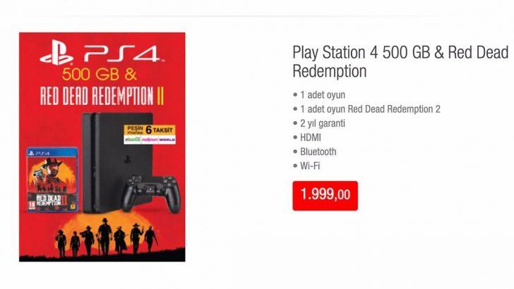 Oyun Tutkunlarına Müjde PlayStation 4, 1 Şubat'ta Tüm Bim Mağazalarında