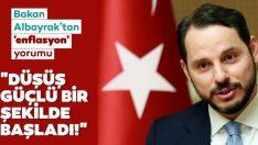 """Bakan Albayrak """"2019 Enflasyonu"""" ile ilğili çok önemli açıklamalar"""
