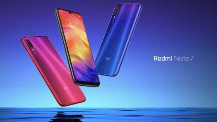 Xiaomi Redmi Note 7 Karpuzu İkiye Ayırdı