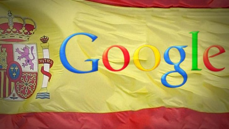 İspanya'dan Google'a Vergi Düzenlemesi!