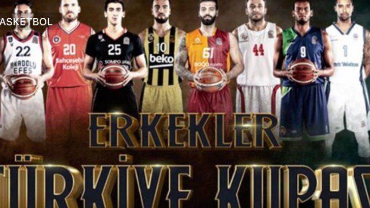 2019 Basketbol Türkiye Kupası Başlıyor