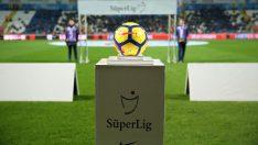 Futbol Süperlig'de 23. Hafta
