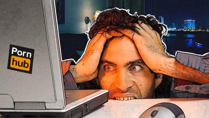Yetişkin içerikli sitelerde bilgilerini çaldıranların oranı %100