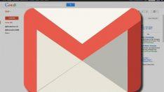 Gmail'e Yeni Özellikler Geliyor