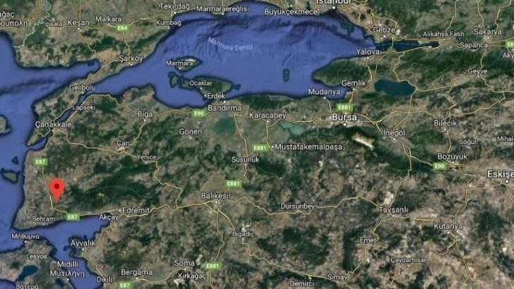 Son Dakika… İstanbul'da Hissedilen Deprem